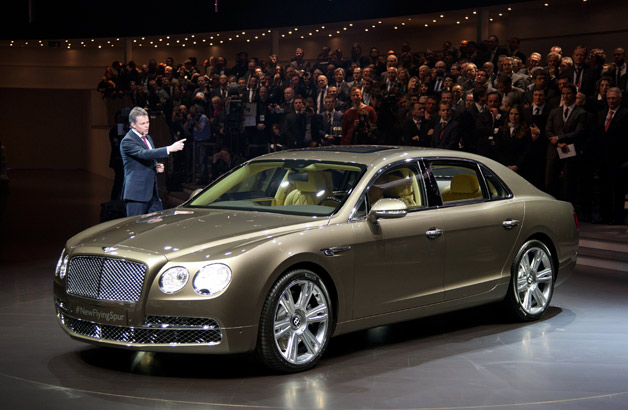 Ever Since The Two-door Bentley Continental GT Debuted In 2010 We\u0027ve Wondered How The Coupe\u0027s New Design And Technology Would Carry Over To The ... & Bentley 4 Doors u0026 It\u0027s Official-4-door Bentley Continental ...