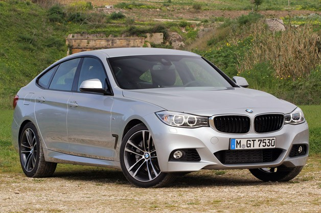 2014 BMW 3 Series Gran Turismo