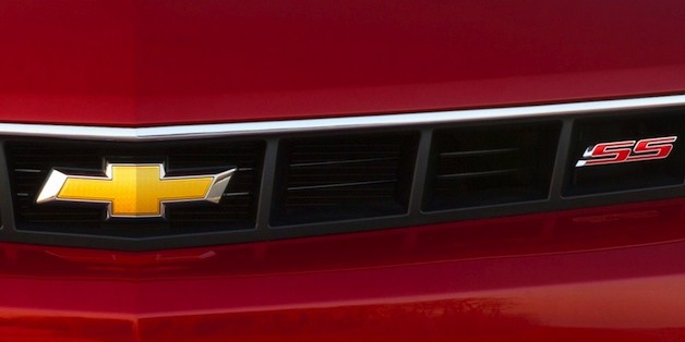 2014 Chevy Camaro SS teaser image