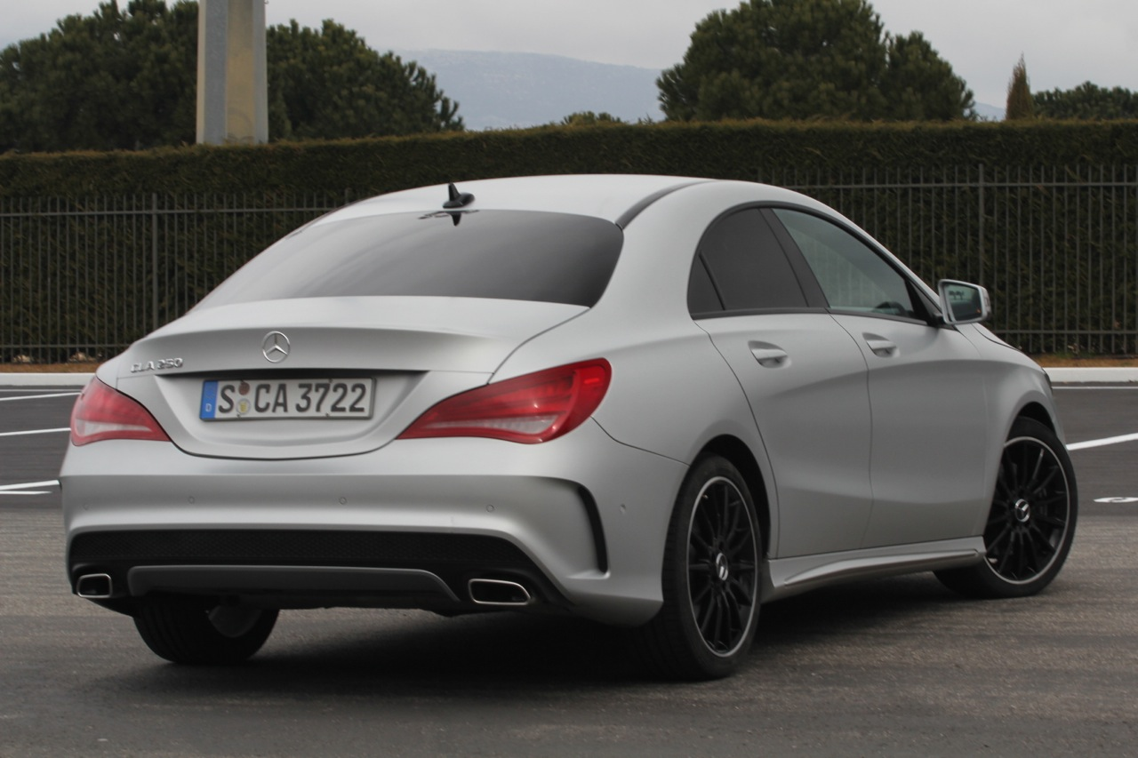 2014 mercedes benz cla250 sport first drive photo gallery for Mercedes benz 250 cla