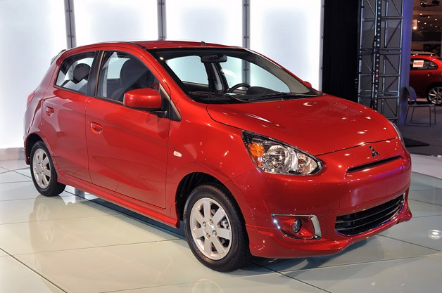 2014 Mitsubishi Mirage arrives in US this fall [w/video]