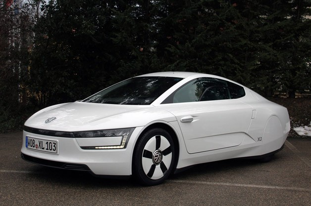 2014 Volkswagen XL1 [w/video]