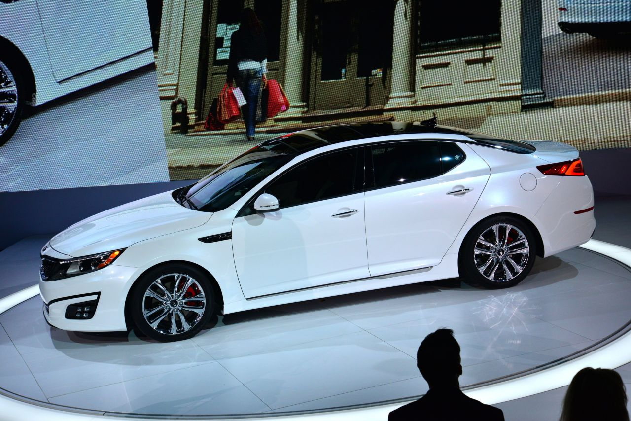 2014 Kia Optima Is Better By A Nose Autoblog