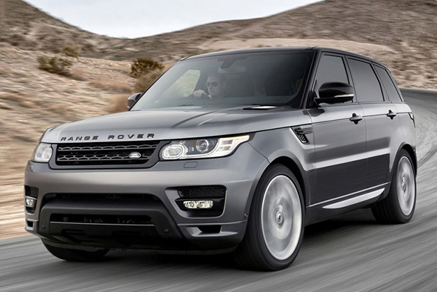 2014 Range Rover Sport drops 800 pounds, adds V6 and third-row