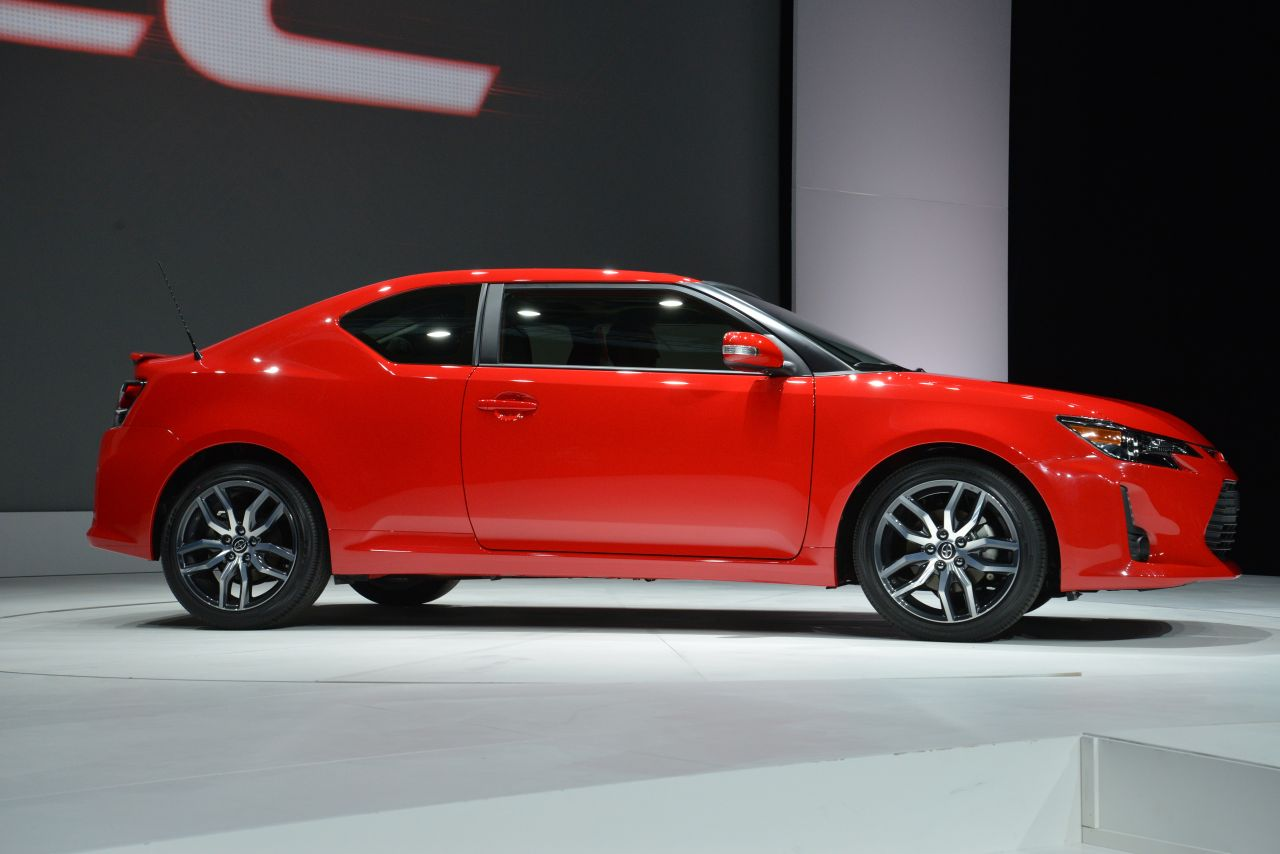Scion scion tc horsepower : 2014 Scion tC: New York 2013 Photo Gallery - Autoblog