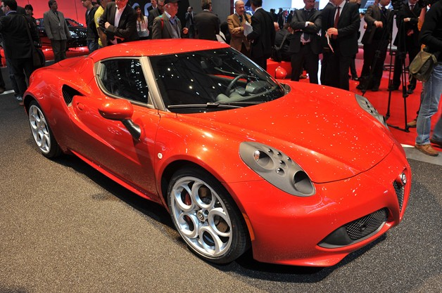Audi rumored to buy Alfa Romeo, officials repudiate it