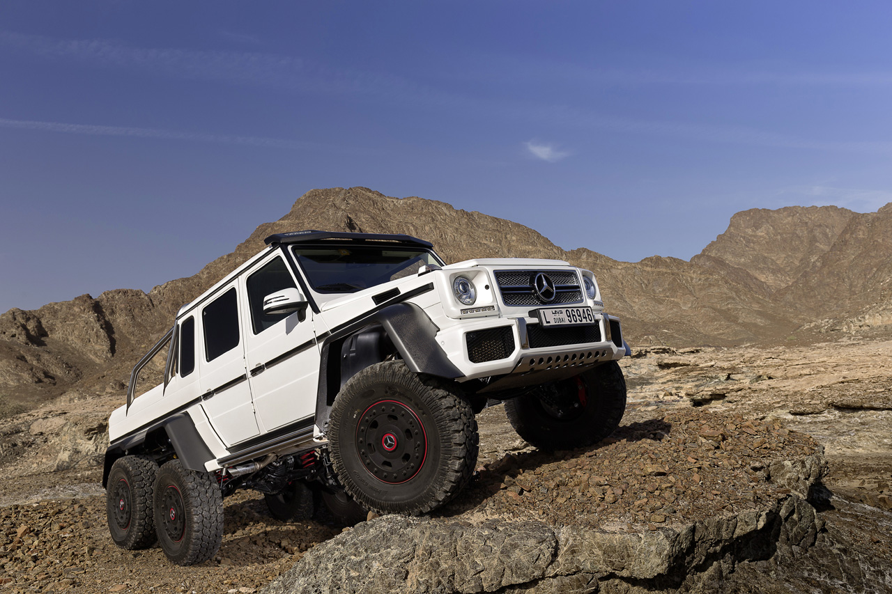 Mercedes benz amg g63 6x6 photo gallery autoblog for G63 amg mercedes benz