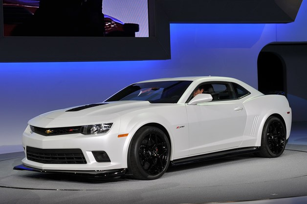 2014 Chevy Camaro Z/28 is back! [w/video]