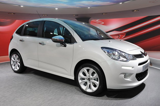 Citroën C3 is updated for hatchback battling in 2013 [w/video]