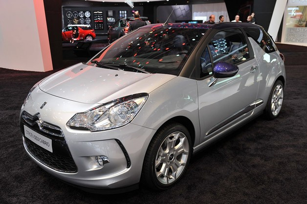2013 Citron DS3 Cabrio