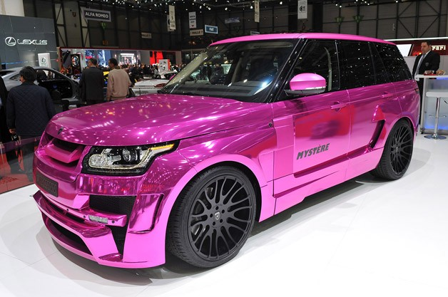Hamann Mystere