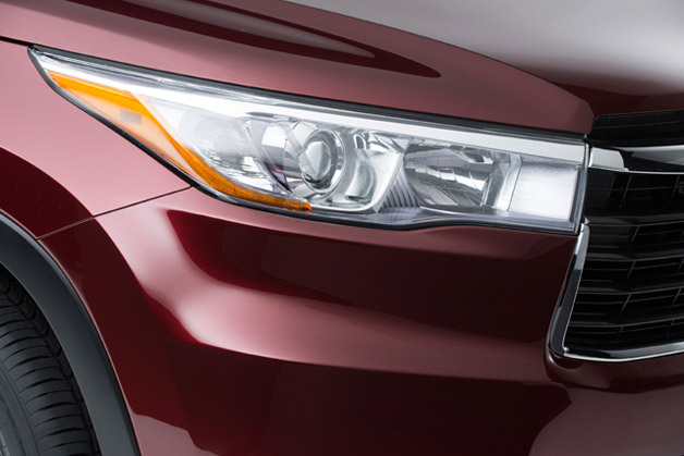 2014 Toyota Highlander Teaser