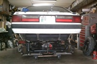 Installing an IRS into a Ford Foxbody