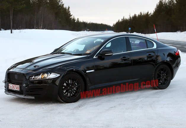 Jaguar XS jackass prepping to conflict BMW 3 Series in 2015