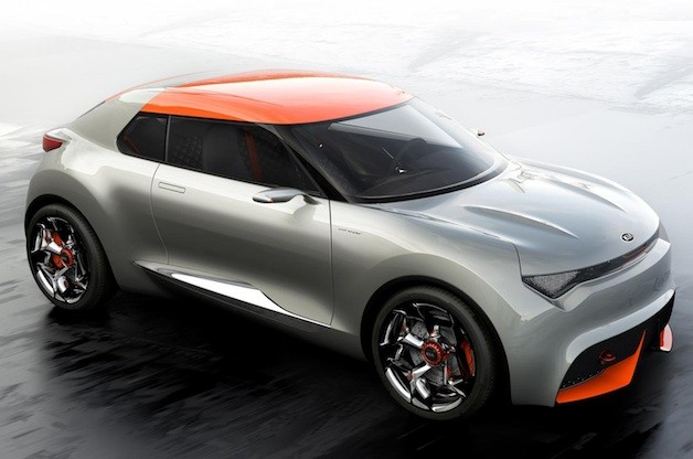 Kia Provo Concept
