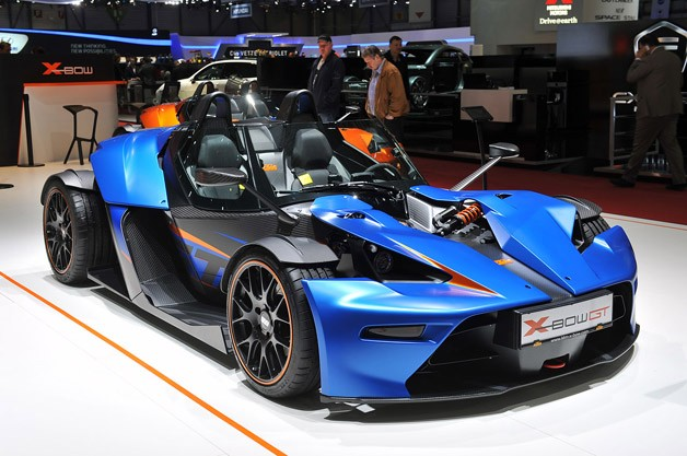 KTM X-Bow GT