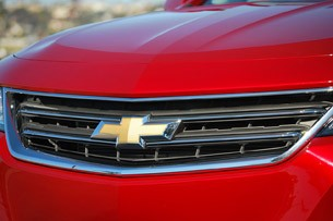2014 Chevrolet Impala grille