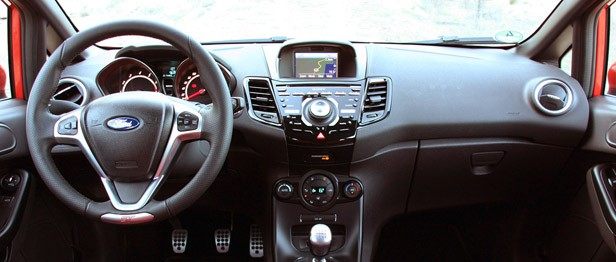 Ford Focus 2014 Rs Interior
