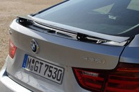 2014 BMW 3 Series Gran Turismo rear spoiler