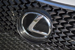 2014 Lexus IS350 F-Sport logo