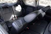 2014 Mitsubishi Outlander third row