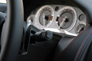 2014 Aston Martin Rapide S paddle shifter