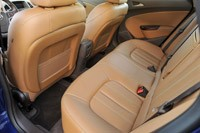 2013 Buick Verano Turbo rear seats