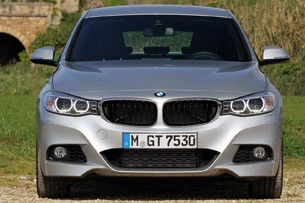 2014 BMW 3 Series Gran Turismo front view