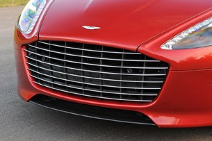2014 Aston Martin Rapide S grille