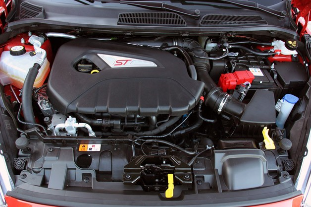 2014 Ford Fiesta ST engine