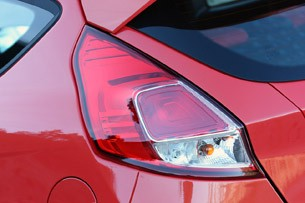 2014 Ford Fiesta ST taillight