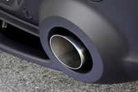 2014 Mini John Cooper Works Paceman All4 exhaust tip