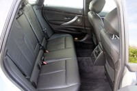 2014 BMW 3 Series Gran Turismo rear seats