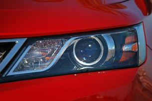 2014 Chevrolet Impala headlight