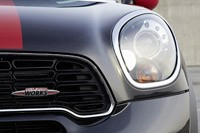 2014 Mini John Cooper Works Paceman All4 front detail