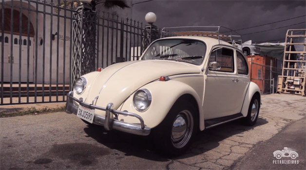 Petrolicious Beetle