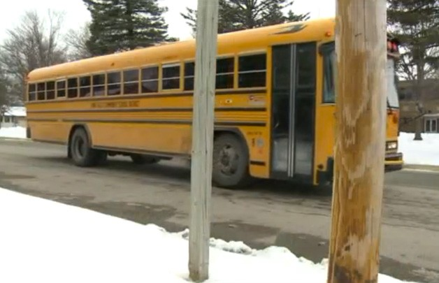 School bus drivers fired for racing