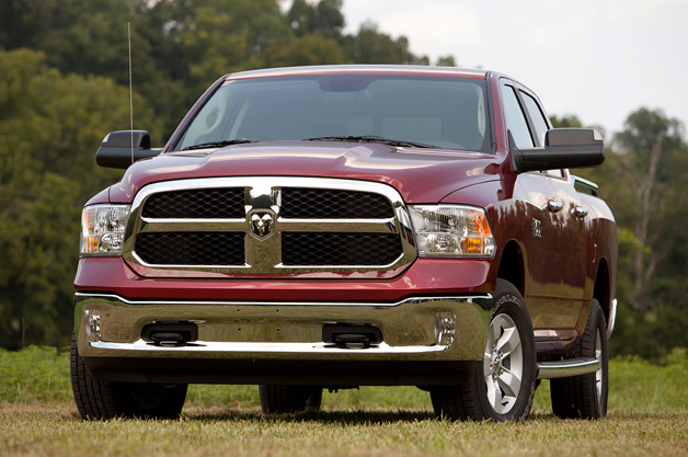 Chrysler's internal documents question Ram quality as workers protest