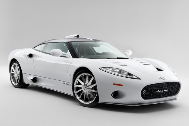 Spyker C8 Aileron