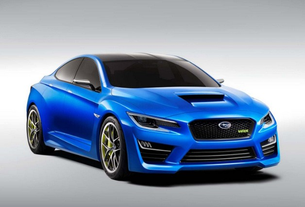 An all new performance concept car to the new york auto show this