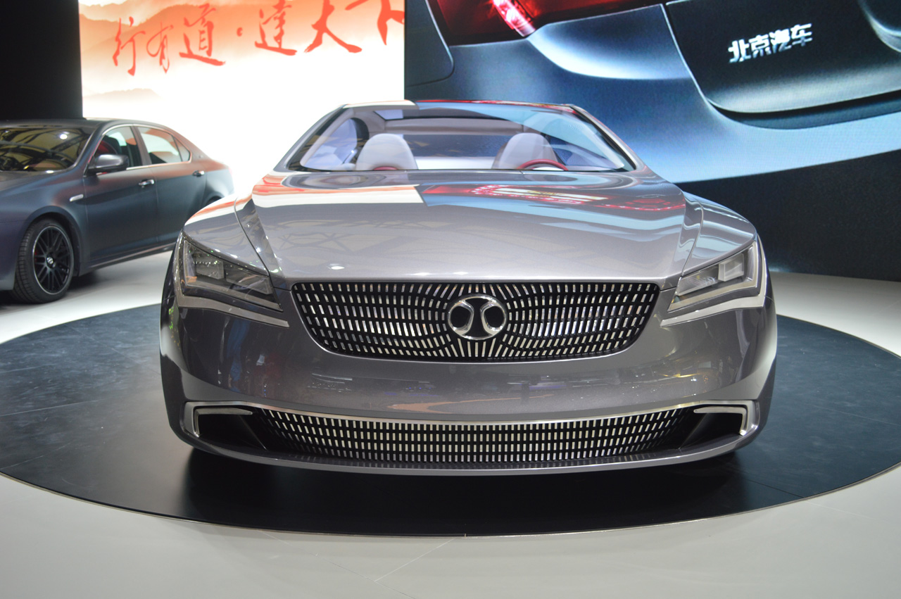 BAIC Concept 900: Shanghai 2013 Photo Gallery - Autoblog