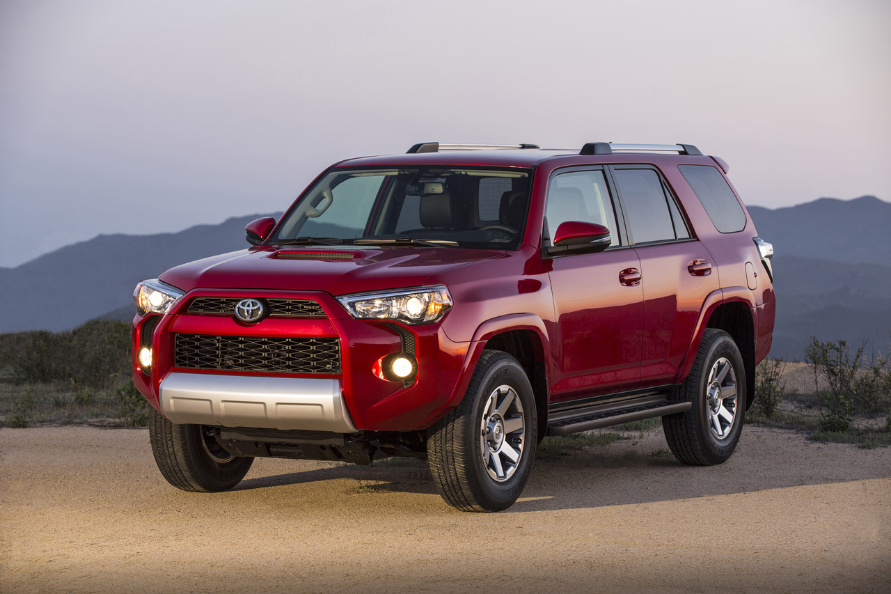 2014 Toyota 4runner Photo Gallery Autoblog