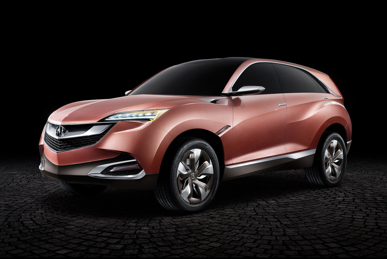 Acura Concept SUV-X is where brand should be going [w ...