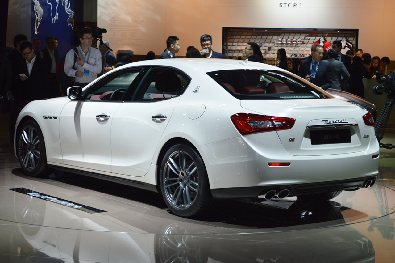 posts maserati ghibli - photo #3