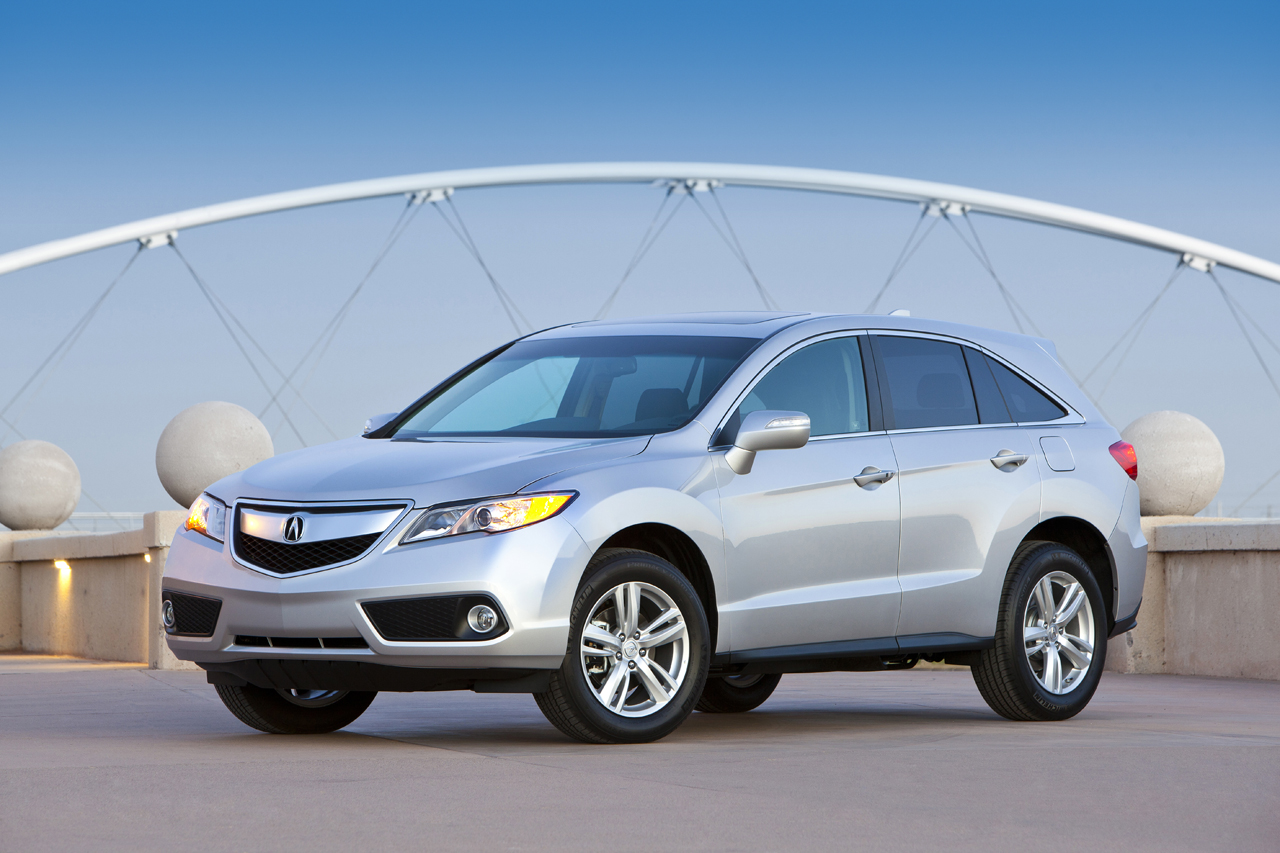 2014 acura rdx photos