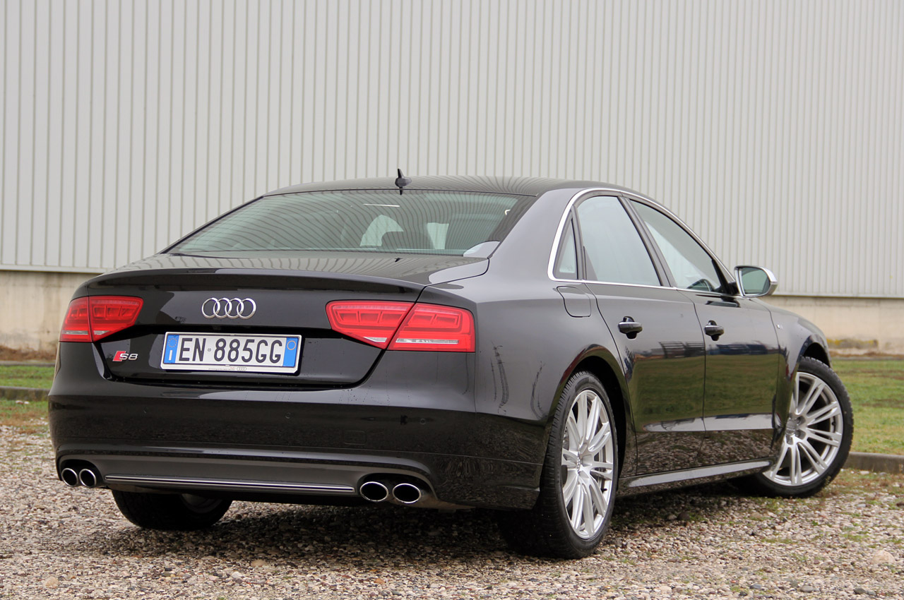 Audi Certified Pre Owned >> 2013 Audi S8 - Autoblog