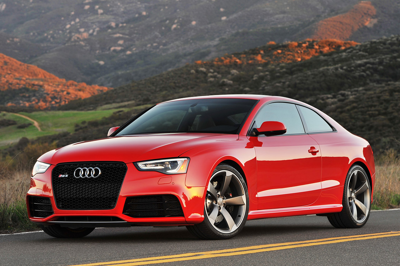 2013 Audi Rs5 Review Photo Gallery Autoblog
