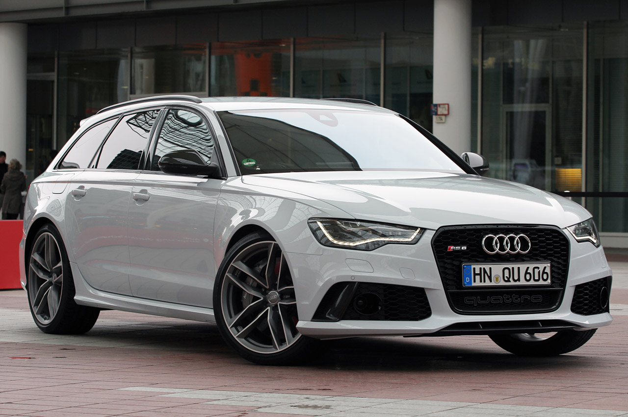 Next Audi Rs4 To Get V6 Turbo Us Sales Still Unclear Autoblog