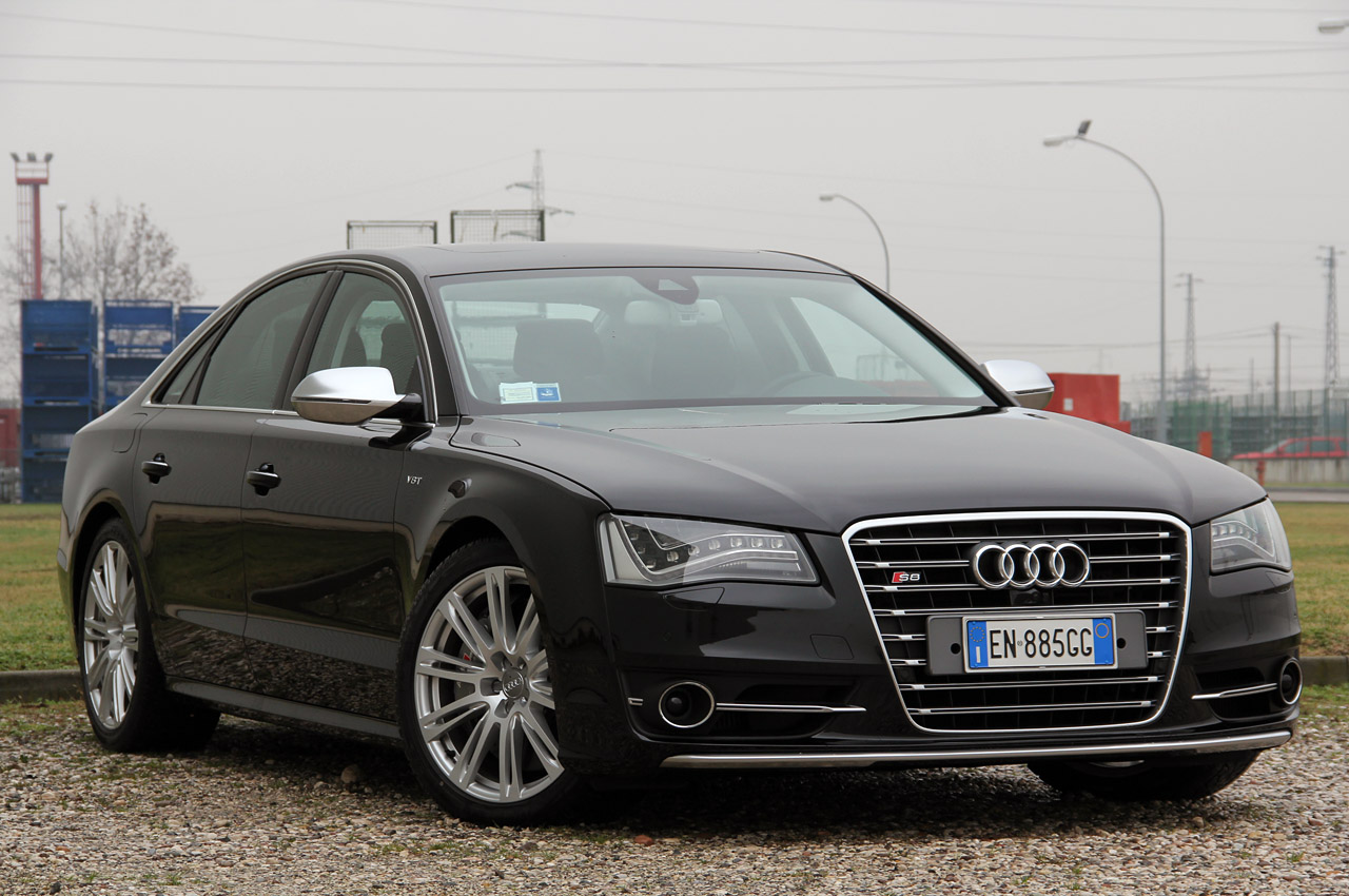 2013 Audi S8 Review Photo Gallery Autoblog