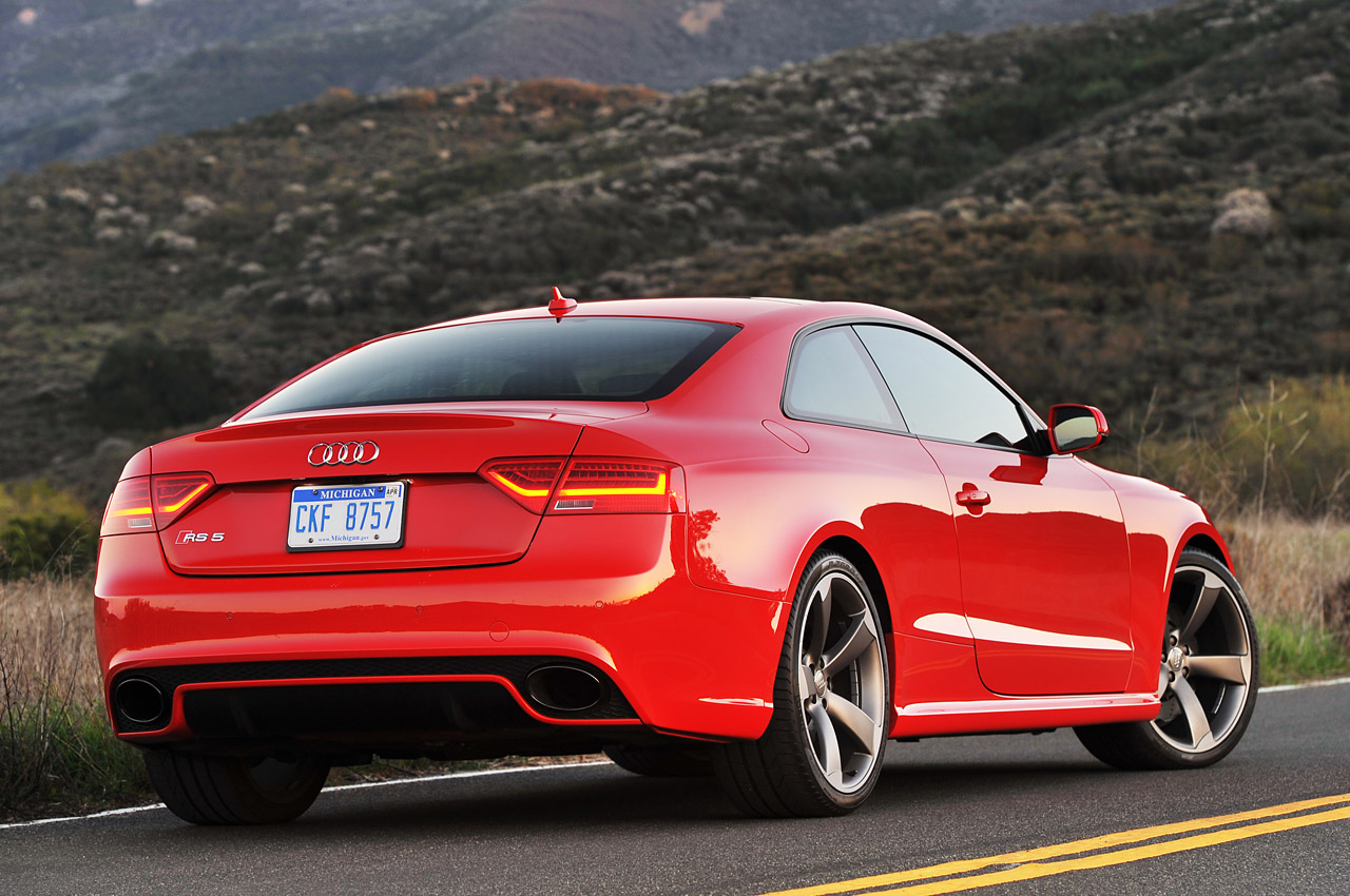 2013 Audi RS5: Review Photo Gallery - Autoblog